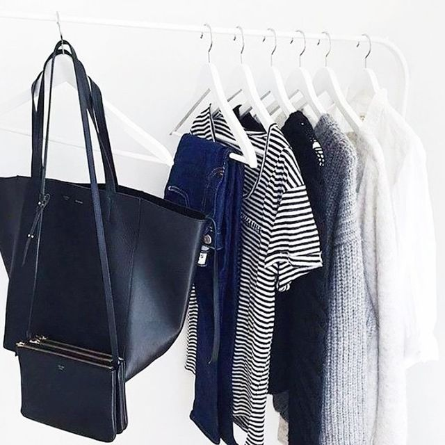 Organize Outfits You Can Easily Put Together