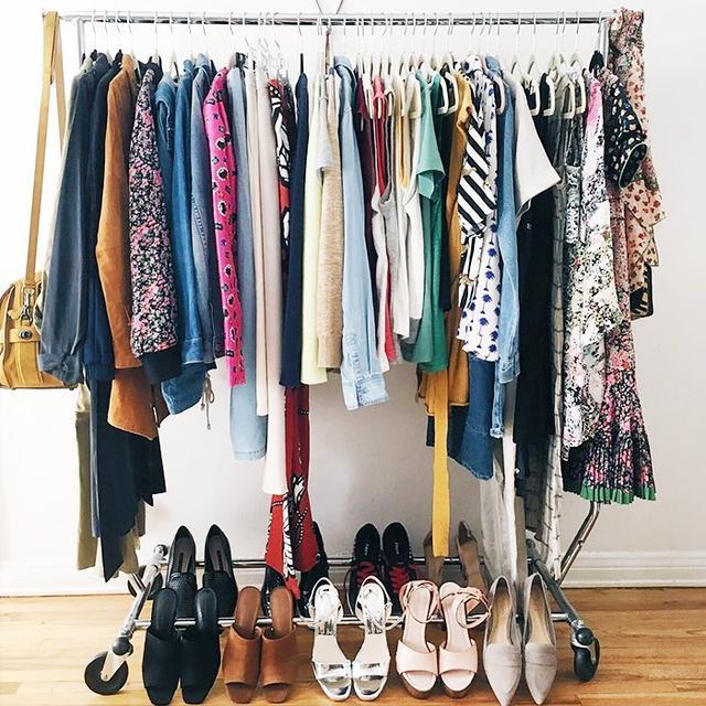 Don't Cram Your Closet