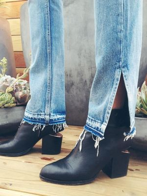 The New Denim Line That's All Over Instagram