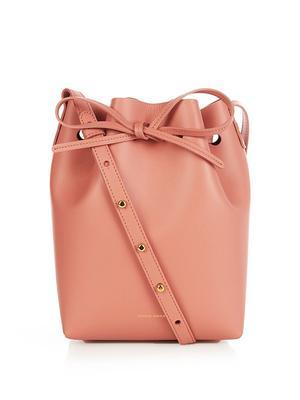 Love, Want, Need: Mansur Gavriel's Pretty Pink Bucket Bag