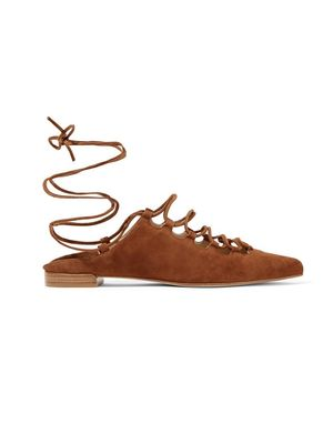 Must-Have: Not Your Average Lace-Up Flats