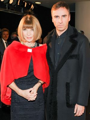 This Is Raf Simons's Next Move Post-Dior