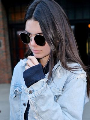 The #1 Closet Staple, According to Kendall Jenner