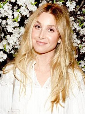Whitney Port's Coachella Swimsuit Is Insanely Flattering
