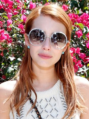 You'll Wear This Emma Roberts Outfit Whether You're at Coachella or Not