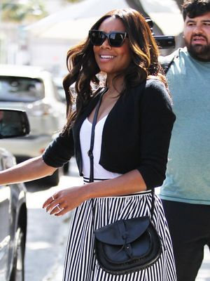 Gabrielle Union's Insanely Flattering Skirt Is Only $18