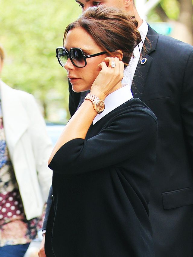The fashion world 39 s most powerful women wear these watches whowhatwear for Celebrity watches female
