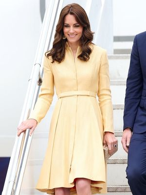 How Much Kate Middleton's India Tour Wardrobe Cost