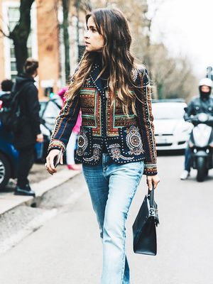 7 Outfits That Prove Flared Jeans Are Easy to Pull Off