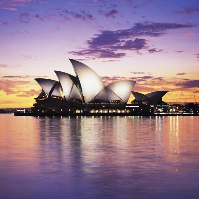 Take a Grand Tour of the Iconic Sydney Opera House