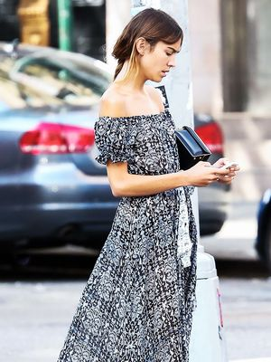 An Alexa Chung Outfit for Every Occasion
