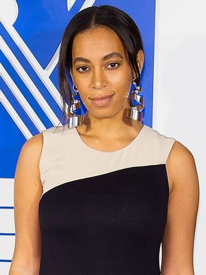 Solange's $55 Party Dress Looks So Expensive