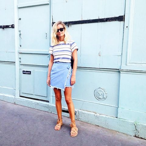 Slimming Styling Tricks, French Style, Fashion Blogger