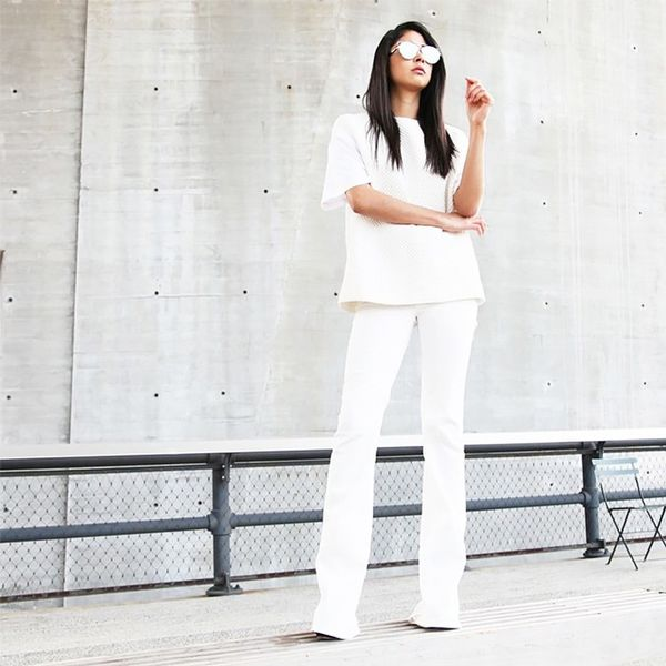 #9: Wear head-to-toe-monochrome.