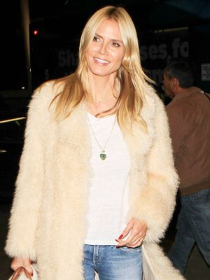 Peek Inside Heidi Klum's To-Die-For Closet