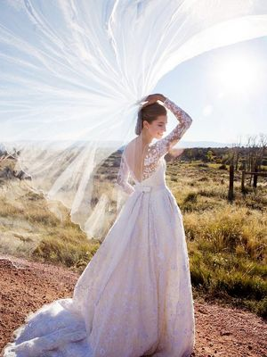 To Veil or Not to Veil? How I Made the Big Bridal Decision