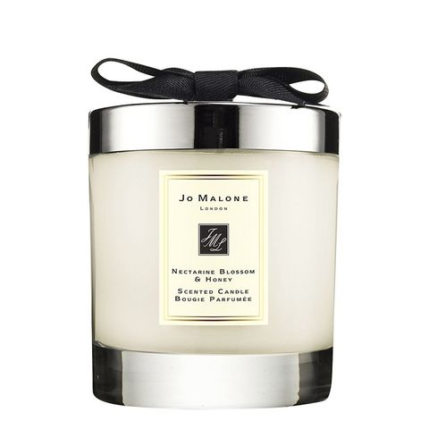 Nectarine Blossom & Honey Scented Candle