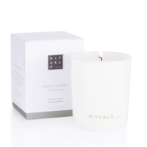 Spring Garden Scented Candle