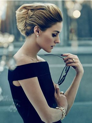 See Olivia Palermo Transform Into Holly Golightly