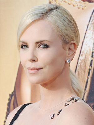 Charlize Theron's Glam Team Reveals the Secret to Her Golden Glow