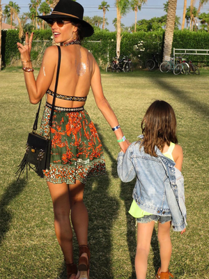 Alessandra Ambrosio's Daughter Is All Grown Up—and Looks Just Like Mom