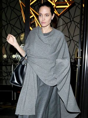 Even Angelina Jolie Loves This Trendy Style Trick