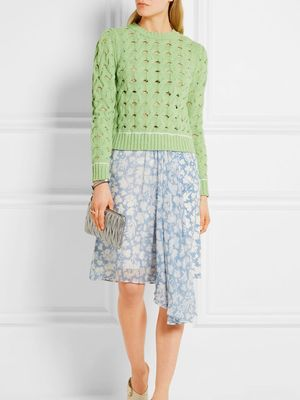 Net-a-Porter's New Capsule Has All the Preppy Pieces of Your Dreams