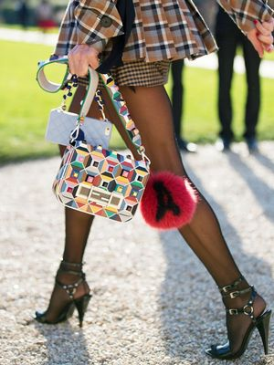 Meet Fashion's Latest It Bag: The Celly