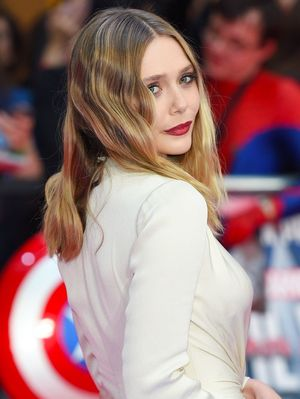 This Might Be Elizabeth Olsen's Most Glamorous Look Yet