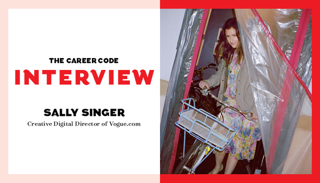 Career Code: Sally Singer on Why Your Job Title Doesnt Matter