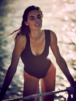 Incredibly Chic Black-Swimwear Inspiration for Summer