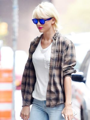 What Taylor Swift Wears on Her Day Off