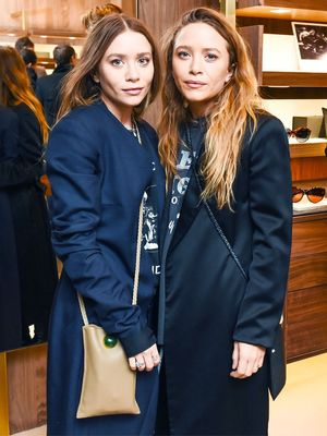 Mary-Kate and Ashley Make Another Stylish Instagram Appearance