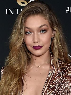 Gigi Hadid's Plunging Vegas Birthday Outfit Trumps Them All