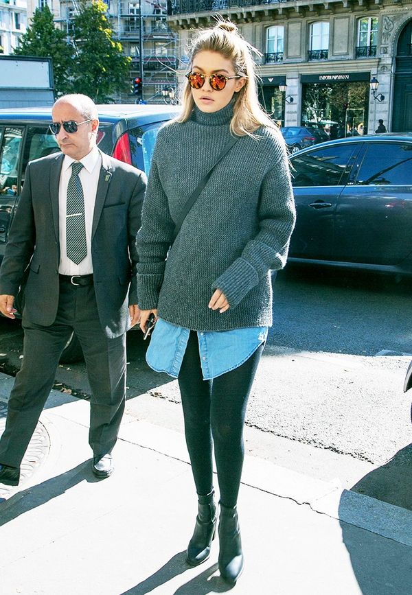 7 Celebrity-Approved Ways to Wear Leggings to Work ...