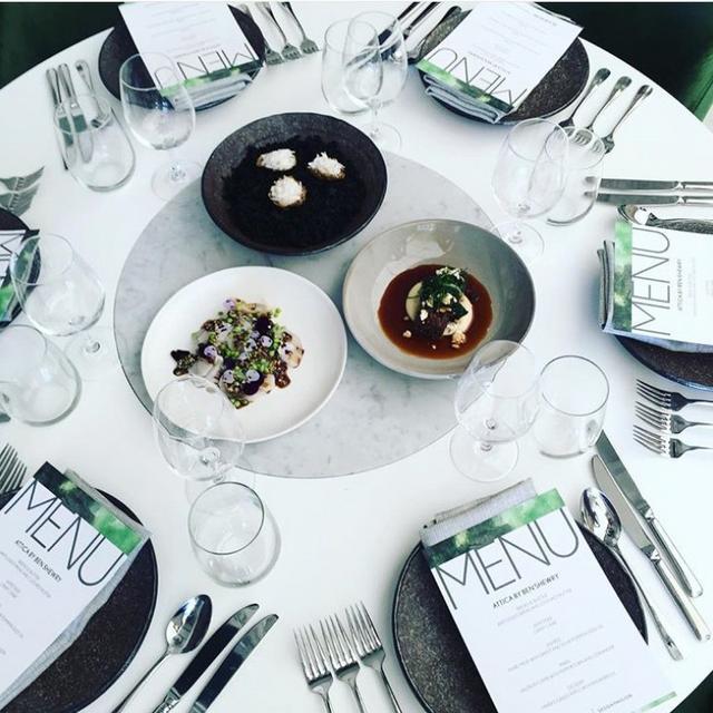 Have You Eaten at Australia's Top 10 Restaurants?