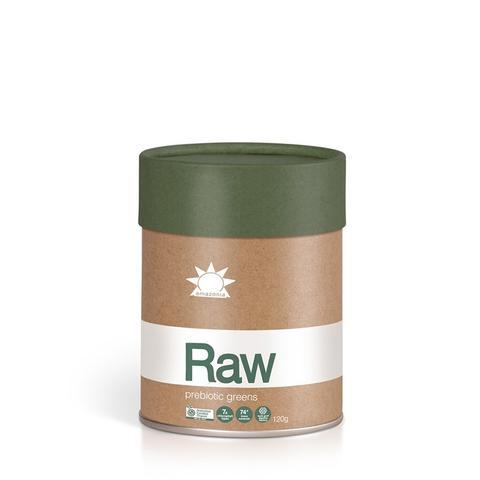 Raw Prebiotic Greens