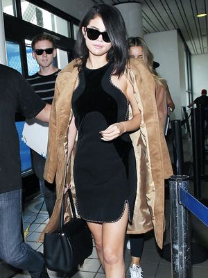 Seriously, Selena Gomez Has the Best Airport Style