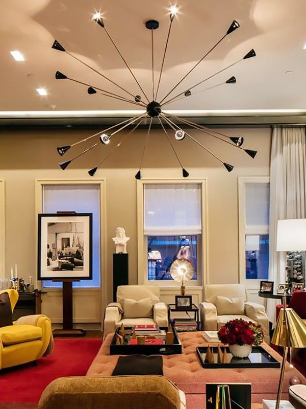 Tour the insanely stylish tribeca townhouse j crew 39 s ceo for Tribeca townhouse for sale