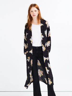 Zara Really Wants You to Wear This Trend