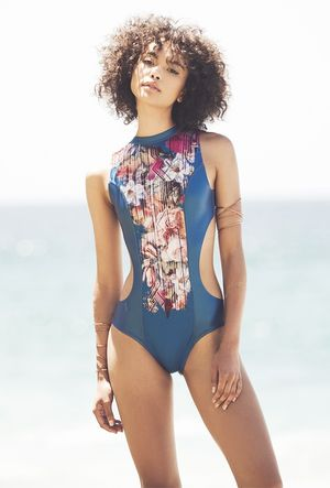 Beach Babes Everywhere Will Love This New Swimwear Collab