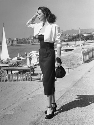 This Is What the Cannes Film Festival Looked Like in the '50s