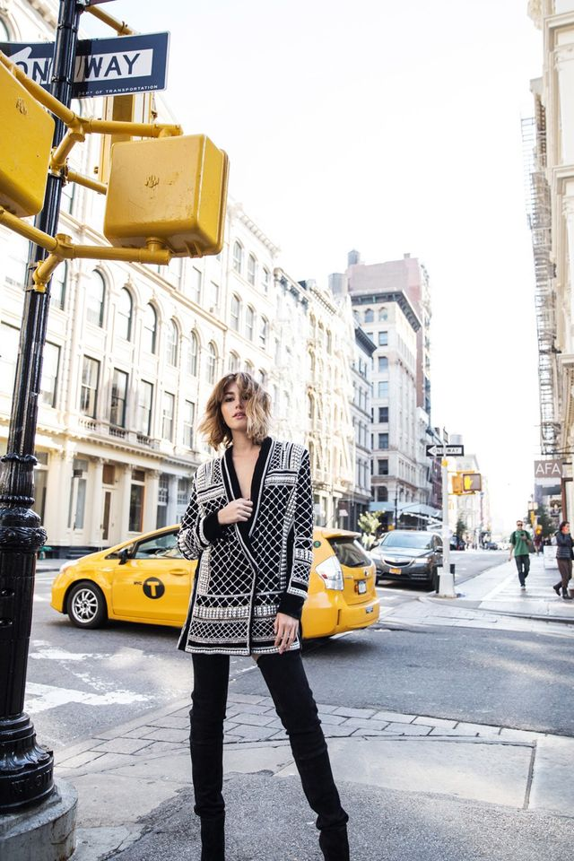 The Instastar With The Best Street Style Game Whowhatwear Au