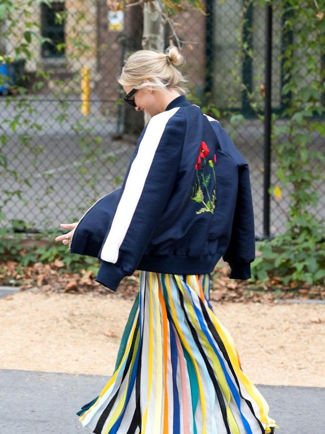 The Street Style Of Fashion Week Hasn 39 T Let Us Down Whowhatwear Au