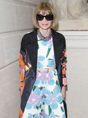 You Have to See This Old Picture of a Leggy Anna Wintour