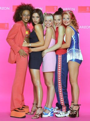 A Spice Girls Exhibit Is Happening—and It's Glorious