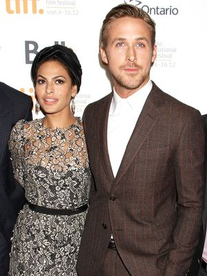 Eva Mendes and Ryan Gosling's Newborn Baby's Name Is So Cute