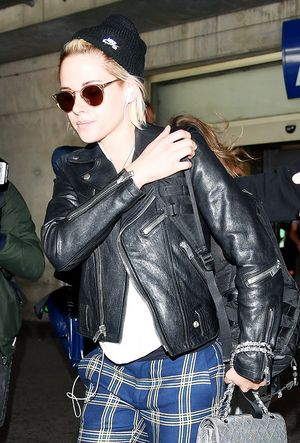 Kristen Stewart Just Made Punk Look Really Chic