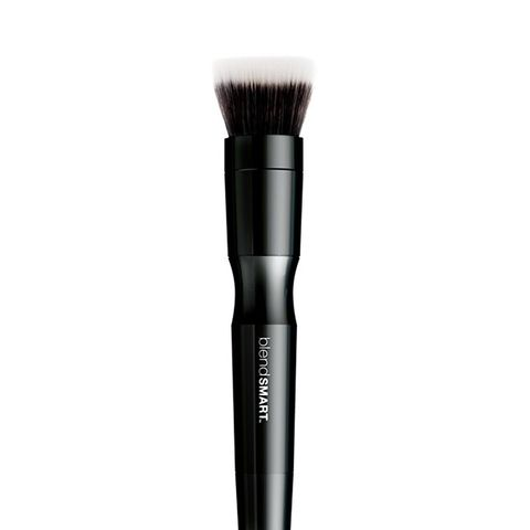 Automated Makeup Brush System and Foundation Brush Head Starter Set