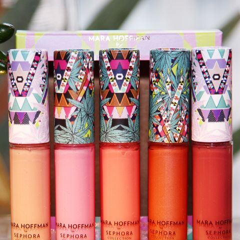 Kaleidescape Lip Gloss Set